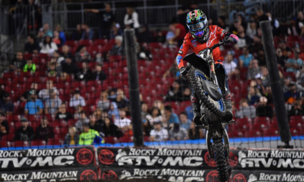 Barcia Shows Impressive Speed with Fourth-Place Finish in Tampa