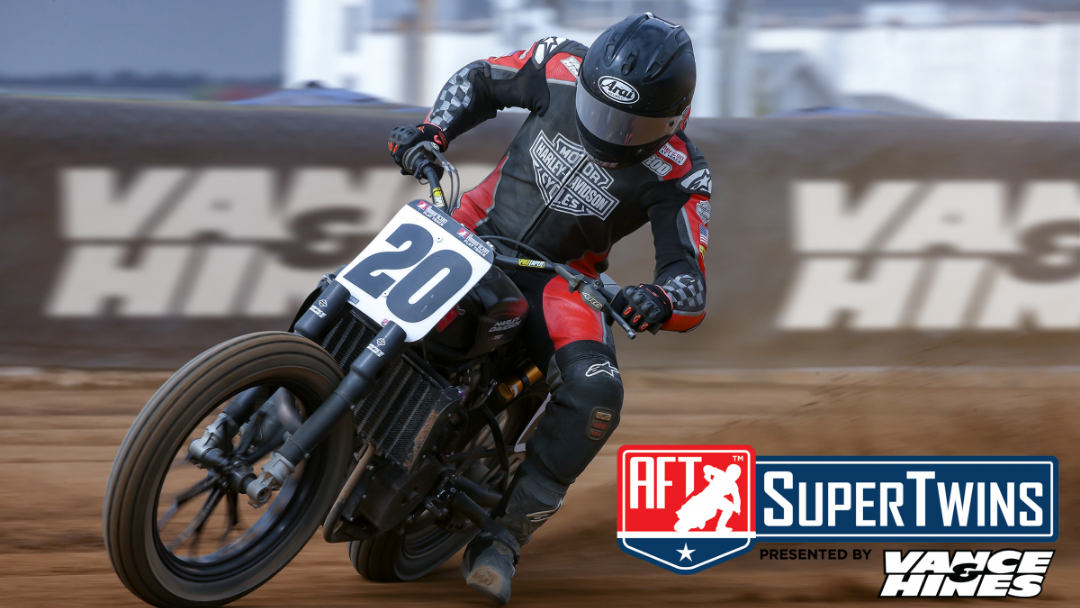 Vance & Hines Announced as Presenting Sponsor of AFT SuperTwins
