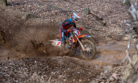 RUSSELL STARTS GNCC TITLE DEFENSE WITH A BIG VICTORY IN SOUTH CAROLINA