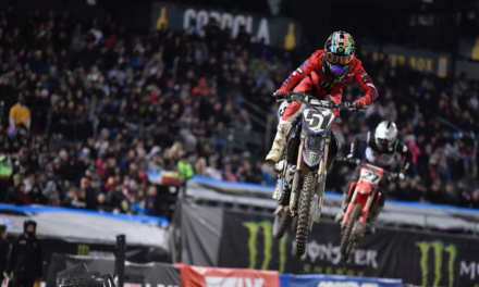 Justin Barcia Bounces Back to Salvage Points with Sixth-Place Finish in Oakland