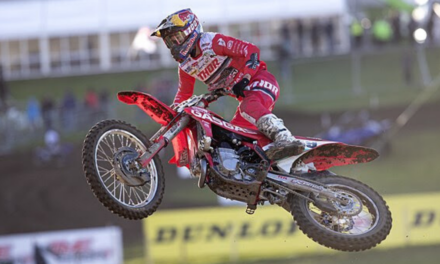 GLENN COLDENHOFF PLACES EIGHTH OVERALL AT MXGP ROUND ONE