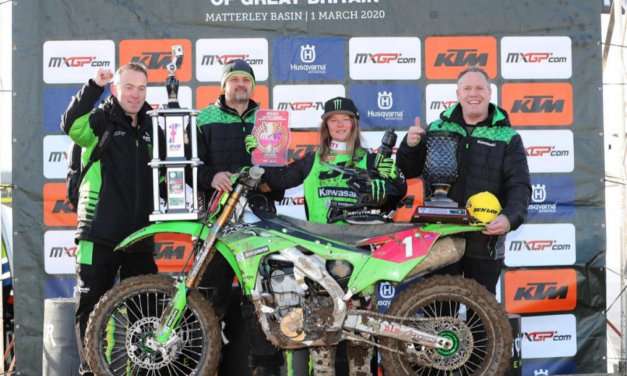 DOUBLE VICTORY FOR COURTNEY DUNCAN