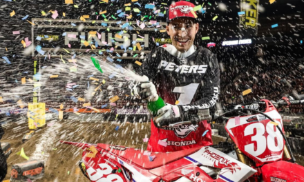 Kyle Peters Clinches AMA National Championship Title in SLC