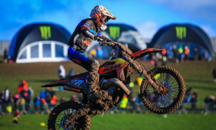 Liam Everts victorious in Great Britain!