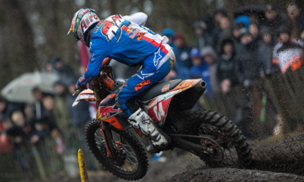 HERLINGS AND VIALLE CELEBRATE VICTORY AT WET DUTCH GRAND PRIX