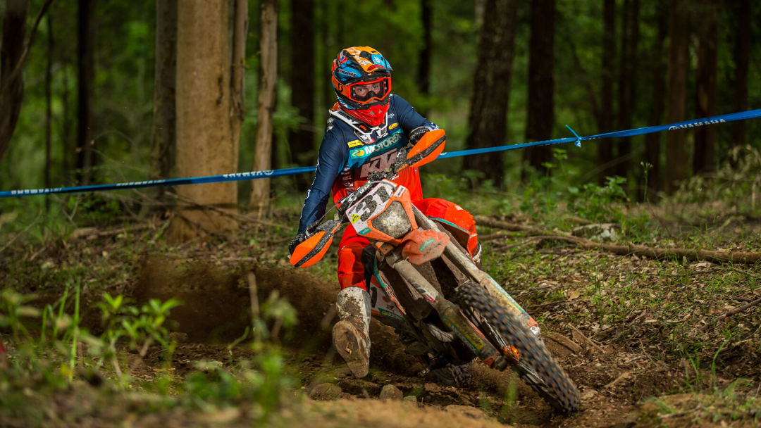 MILNER WINS AS SEMMENS TAKES SECOND IN CLASS AT SHORTENED DUNGOG AORC
