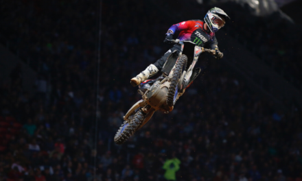 McElrath Scores Points with Podium Finish in Atlanta