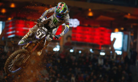 Barcia Makes a Spectacular Comeback for a Hard-Fought Second in Atlanta