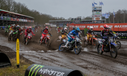 Geerts Makes an Astonishing Recovery to Join Renaux on the Podium at the Dutch Grand Prix