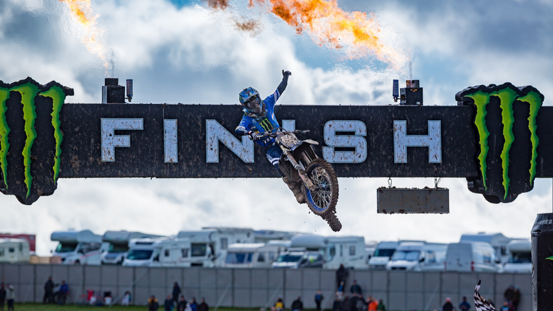 Geerts MX2 Championship Leader After Emphatic Grand Prix Victory