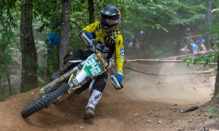 CRAIG DELONG RACES HIS WAY TO ANOTHER XC2 VICTORY AT THE BULL DOG GNCC