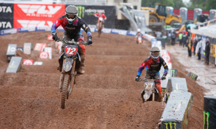 Another Double Podium for Monster Energy Star Yamaha Racing Team in Salt Lake City