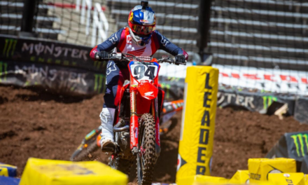 Roczen Returns to Form with Big Win in 450SX Class in Utah – Forkner Tightens Title Chase with Western Regional 250SX Class Victory