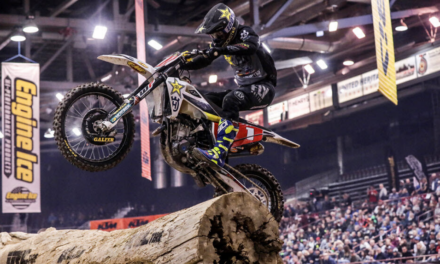 Updated 2020 EnduroCross Series Plans Coming Together