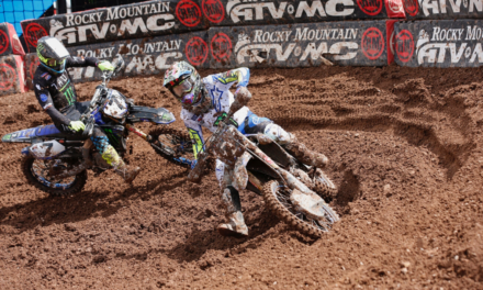 Barcia Fights Back to Break into Top 10 in Salt Lake City
