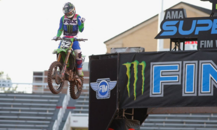Monster Energy®/Pro Circuit/Kawasaki's Austin Forkner Captures Fourth Victory of the Season