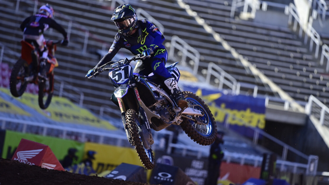Barcia Soldiers on to Finish Ninth in Salt Lake City