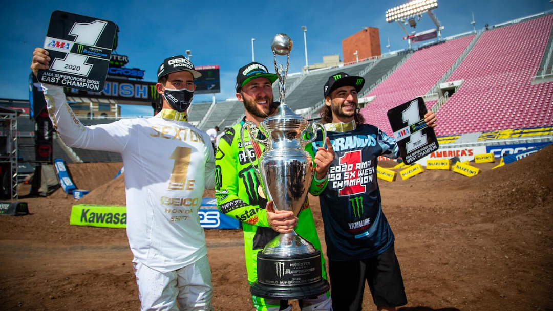 Newly Crowned Supercross Champions Turn Their Focus to 2020 Lucas Oil Pro Motocross Championship