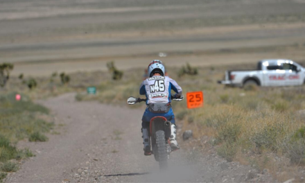 Beta USA Race Report – Best in the Desert – Silver State 300