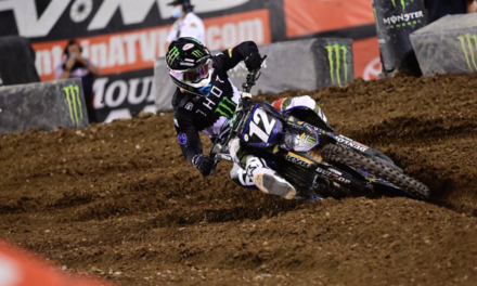 McElrath Stays Perfect in Salt Lake City to Tie 250SX East Points Lead