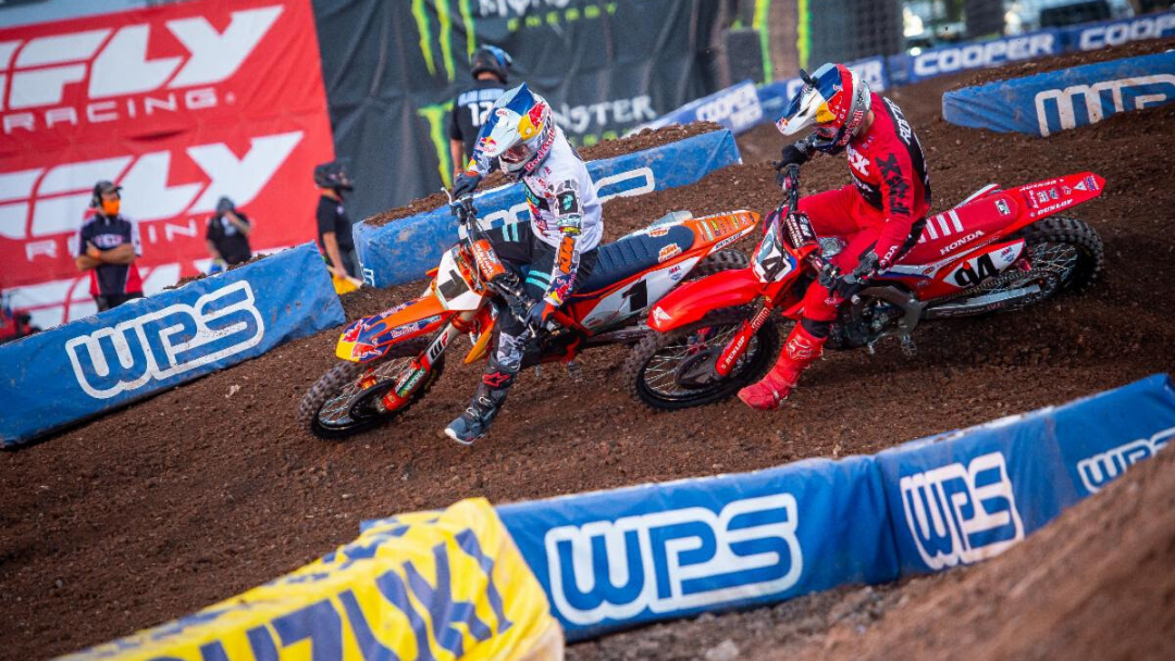 Webb Wins Second Wednesday 450SX Class Supercross – Forkner Comes Out Swinging in Western Regional 250SX Class Return