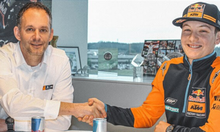 HOFER TIES-UP RED BULL KTM MX2 CONTRACT UNTIL 2022