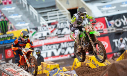 Eli Tomac Earns Win in 450SX Class Thriller – Chase Sexton's Victory breaks 250SX Class Points Tie
