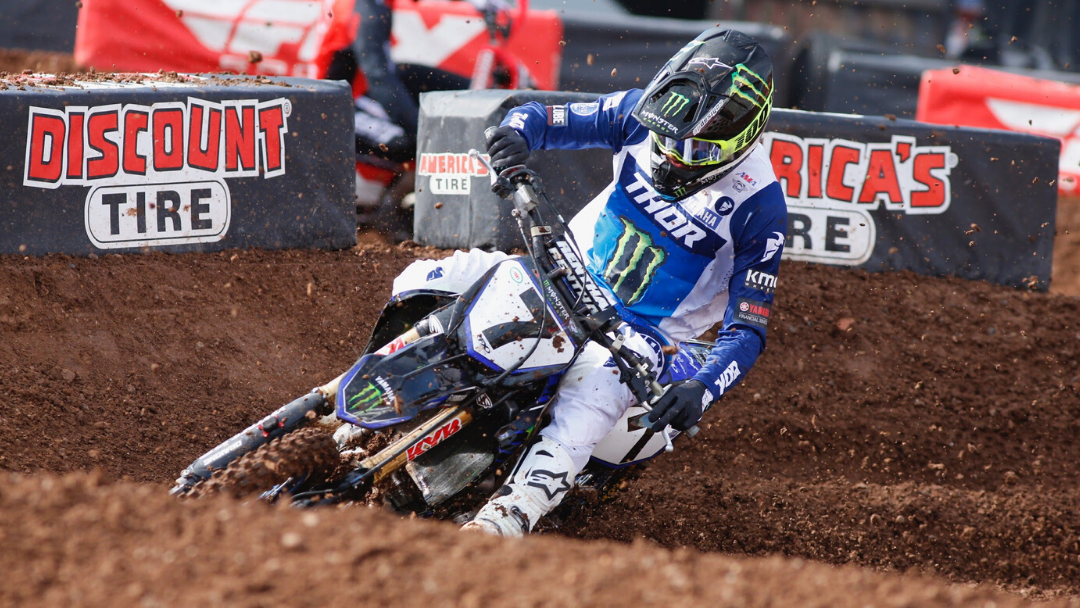 Tough Day for Plessinger and Barcia at Supercross Finale in Salt Lake City