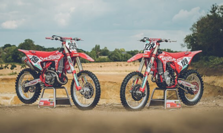 GASGAS FACTORY RACING UNVEIL NEW MXGP AND MX2 MOTOCROSS FACTORY BIKES
