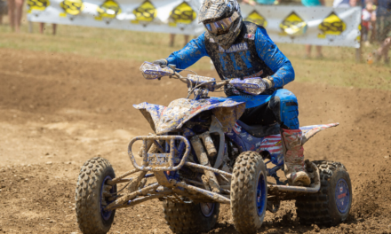 Chad Wienen Earns Fourth of July ATVMX National Win in Pennsylvania