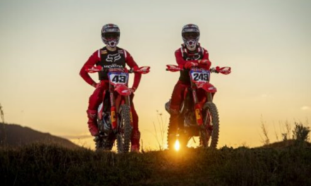 Team HRC ready to start their engines in MXGP