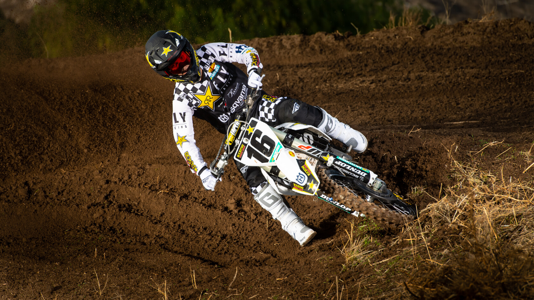 ZACH OSBORNE SET TO COMPETE IN GNCC'S XC1 CLASS THIS SUNDAY IN WEST VIRGINIA
