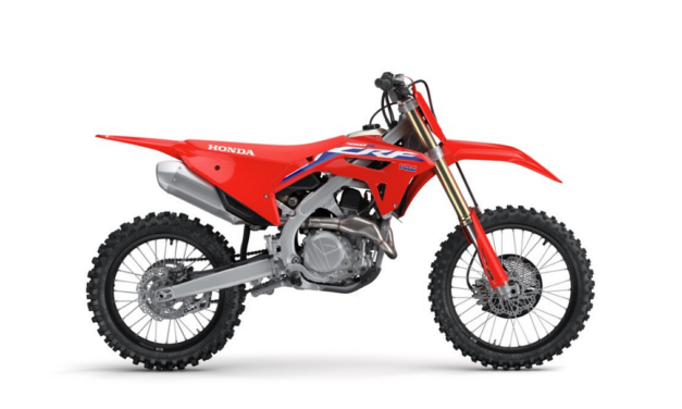 All-New CRF450R Stars in Honda 2021 Model Year Announcement