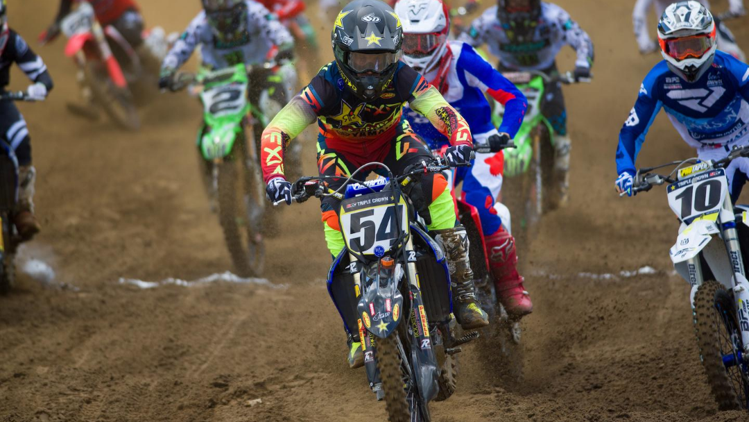 A Successful Weekend At Round 1 For The Rockstar Energy OTSFF Yamaha Team