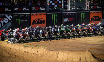 MXGP set to make a return with triple-header in Latvia!