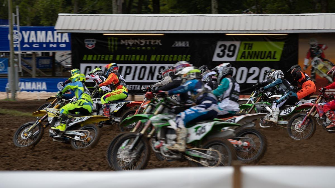 Title Fights Take Shape After Third Day of Action at AMA Amateur National Motocross Championship