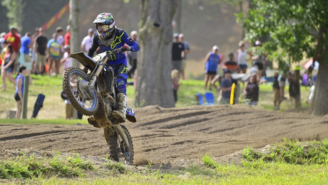Barcia Battles Back for Fourth Overall at Ironman National