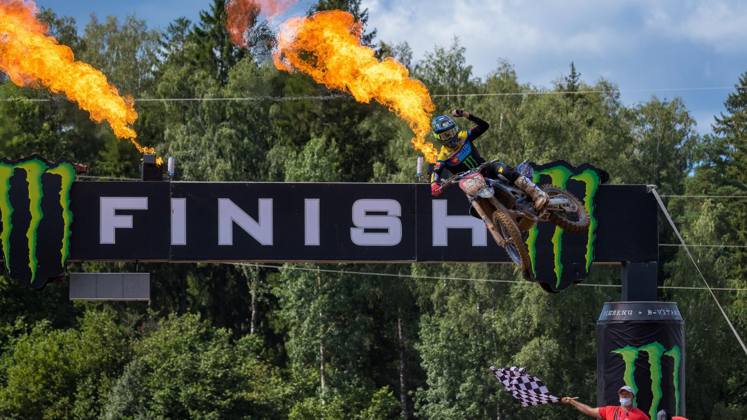 Benistant Extends EMX250 Championship Lead with Double Race Delight in Kegums