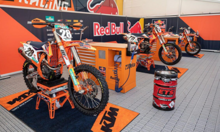 KTM POWERED BY ETS RACING FUELS ONCE MORE FOR 2020 MXGP
