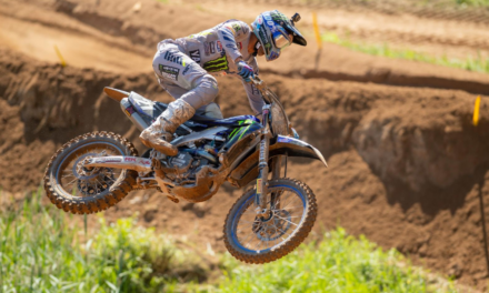 Monster Energy Yamaha Factory Riders Determined to Bounce Back after Difficult Kegums Grand Prix