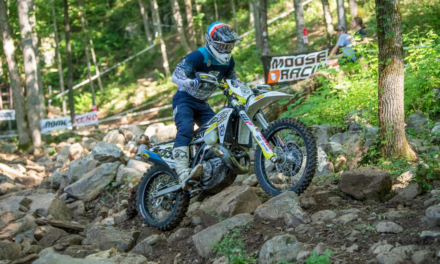 HUSQVARNA MOTORCYCLES-SUPPORTED RIDERS NOAH KEPPLE AND KEITH CURTIS EARN TOP-FIVE FINISHES AT 10TH ANNUAL TKO EXTREME OFFROAD EVENT