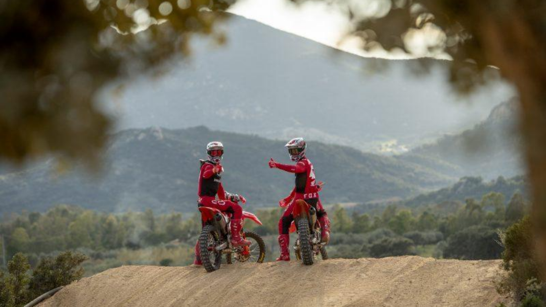 Excitement builds as Team HRC get ready for MXGP resumption