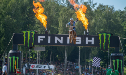 Geerts Amends Race 1 Drama with a Spectacular Race 2 Win in Latvia