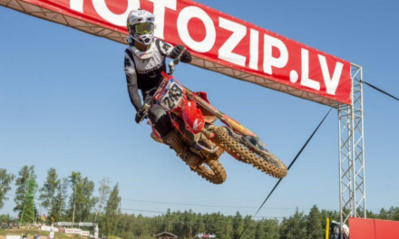 Gajser adds another race win to lead 2020 tally