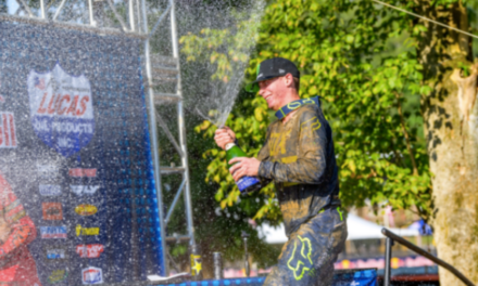 Monster Energy® Kawasaki Rider Adam Cianciarulo Captures His First 450 Class Podium at Round 2 of the 2020 AMA Pro Motocross Championship
