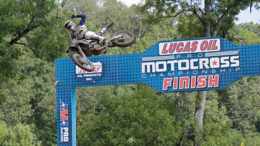 Ferrandis Fires First Shot with Dominant 1-1 Finish in 250MX Season Opener