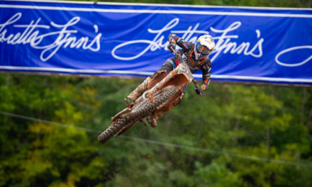 MUSQUIN MAKES HIS RETURN TO RACING WITH A TOP-FIVE FINISH AT 2020 PRO MOTOCROSS SEASON OPENER