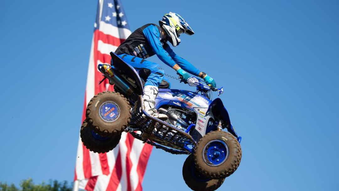 Chad Wienen Earns RedBud ATVMX National Victory
