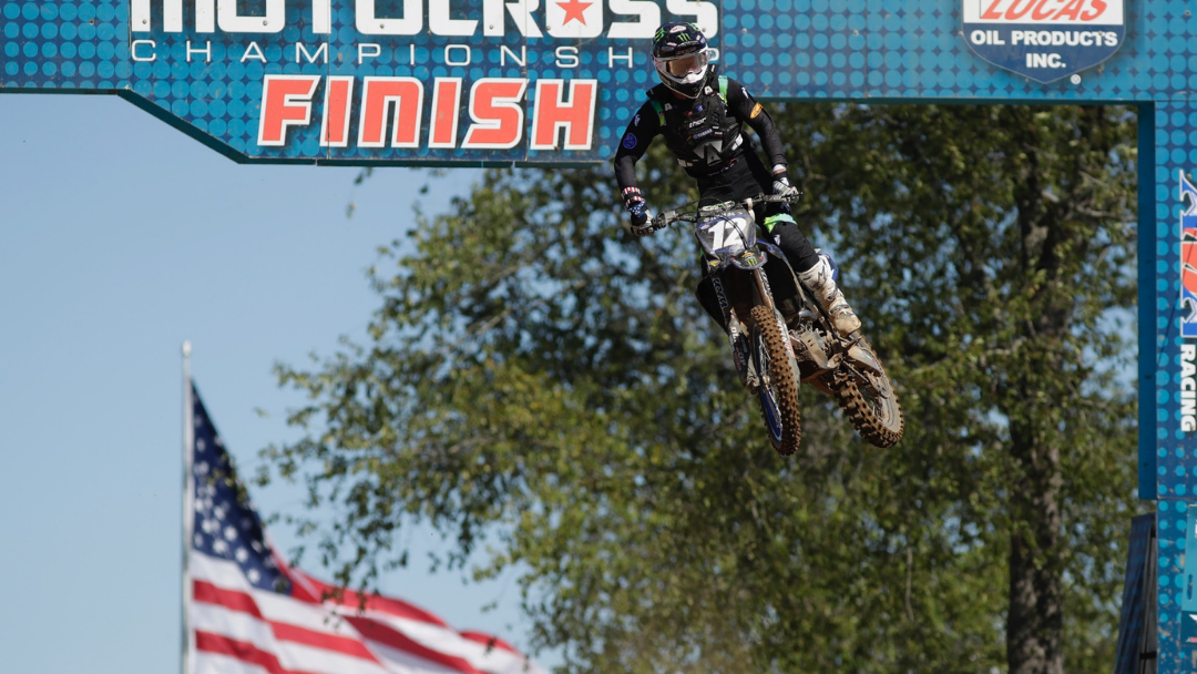 McElrath Starts off RedBud Doubleheader with Podium Finish