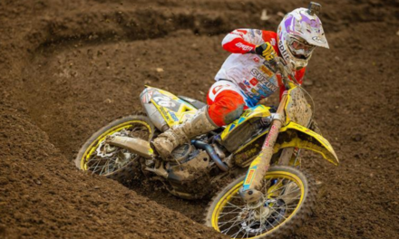 MARTIN AND SUZUKI HOLD 3RD IN AMA MOTOCROSS POINTS